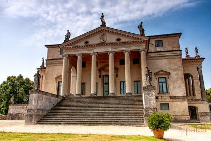 Villa La Rotonda designed by famous Andrea Palladio