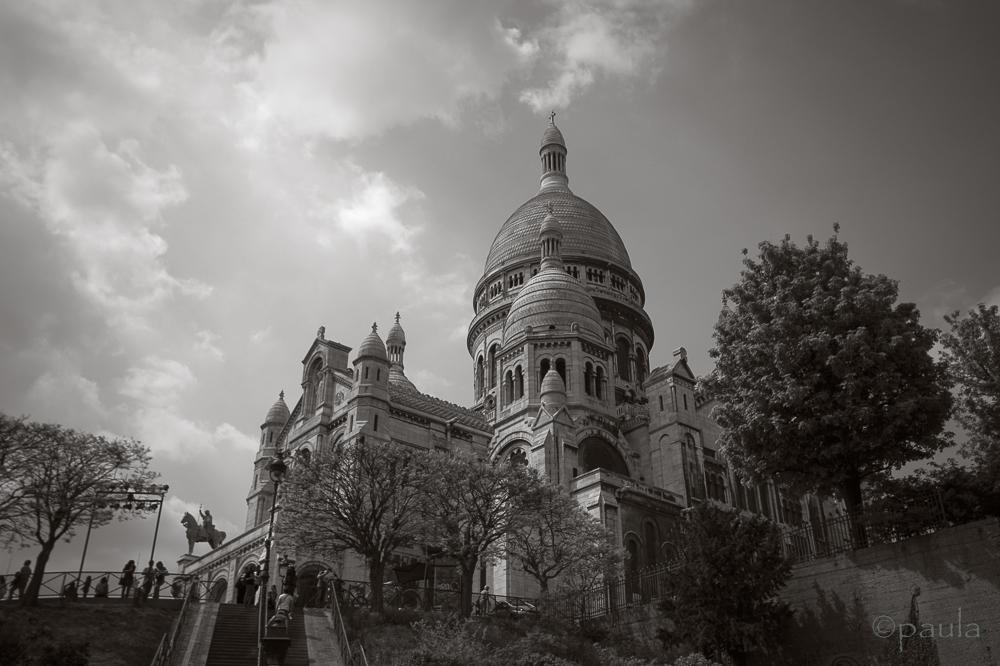 basilica SC_b&w
