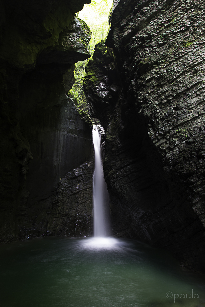 April - nature's abundance (Kozjak waterfall)