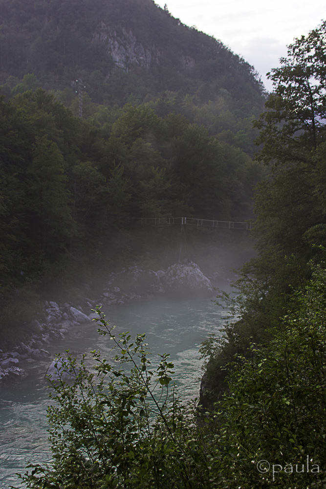 Misty Soča