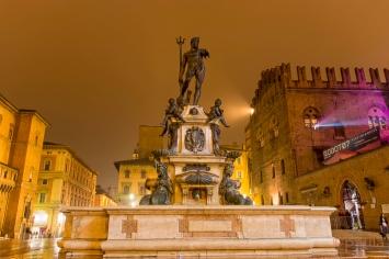 July - Lights of Bologna