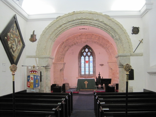 The Norman chapel