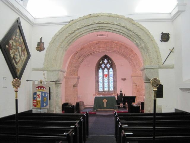 The Norman chapel