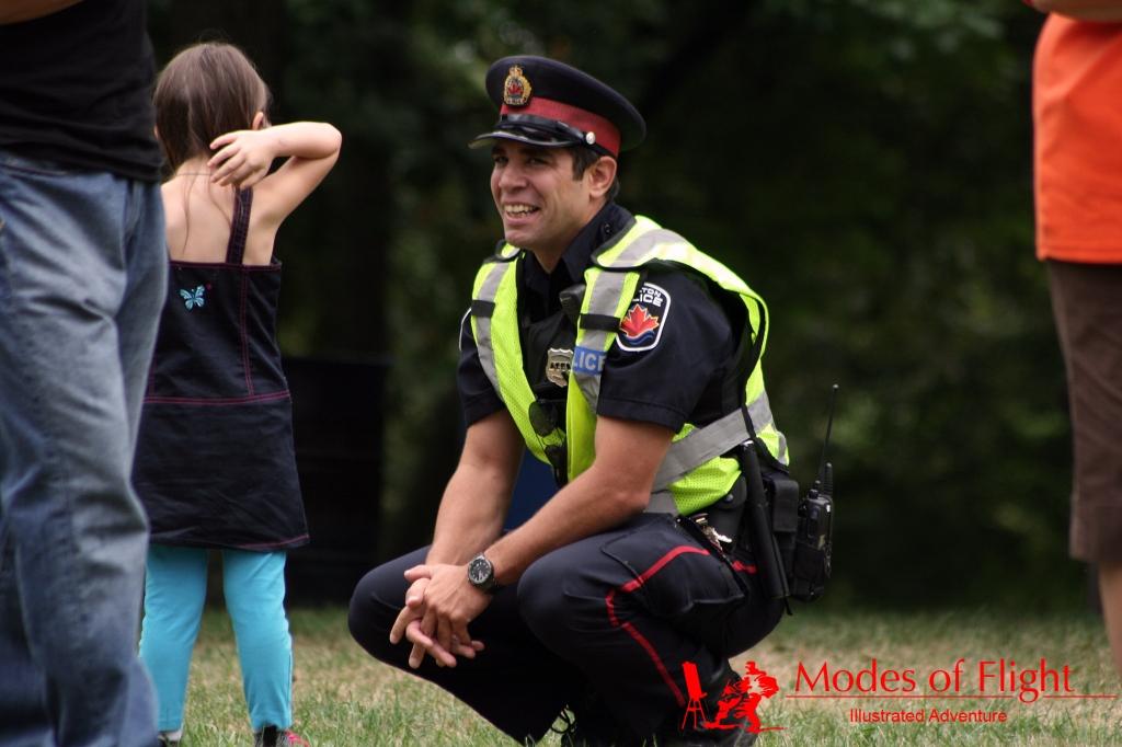 The Nice Policeman