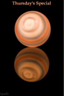 Jupiter's widget